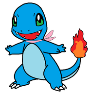 Ember the Charmander by StarQueen22