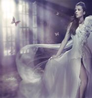 .: Lady Butterfly :. by Pure-Poison89