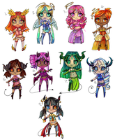 SuiAdopts! Batch#2 Group Charity Auction CLoSED by Suiish