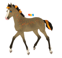7502 Padro Foal Design for theliondemon-kaimra by Vesperity