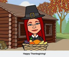 Happy Thanksgiving! by queenfirelily17