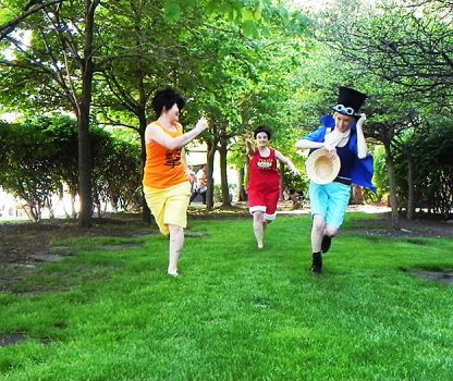 ASL: The Straw Hat Dash by staccato