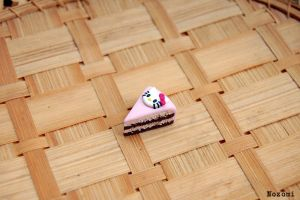 Hello Kitty Cake by Nozomi21