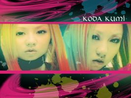 WALLPAPER KODA KUMI PINK by RainboWxMikA