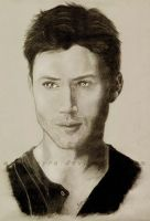 Dean Winchester by Bayra
