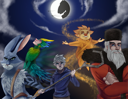 RotG by bobcoolster