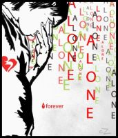 Forever alone by otherZone
