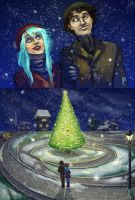 Christmas in Tawny by blindbandit5