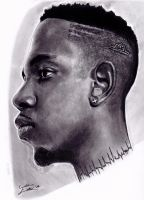 Kendrick Lamar Rigamortus by LightvsRight