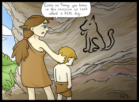 Cave Paintings - The true story... almost by Xertefan