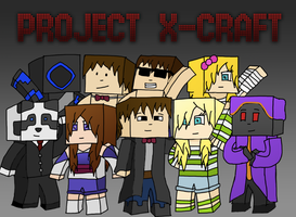 Projectxcraft by coconut88123