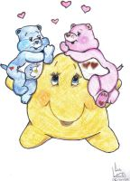 Care Bears by Corinababy14