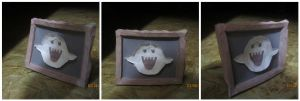 Look-at-Me-Boo papercraft by Odolwa5432