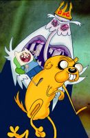 Adventure time by Makinita