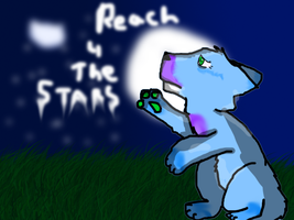 Reach for the stars by hershey-chocolate