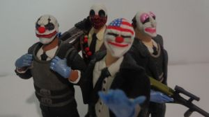 PayDay The Heist 02 by armoredringo115