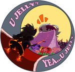 U JELLY? by Taddle