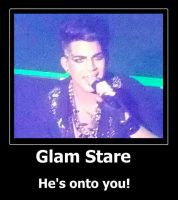 Glam Stare by Cheetah-Moon