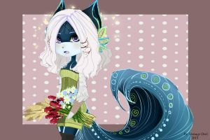 My Spring Lady by Charis-777
