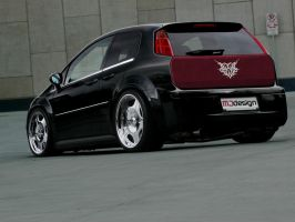 Fiat Grande Punto by themjdesign