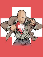 The Swiss Superman - Antonio Cesaro [EDIT] by buckyj