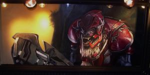 halo 4 brute by tracegough