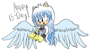 Happy Birthday Nuffie! by Hanasekoi