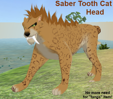 KITO the Saber Tooth by Some-Art