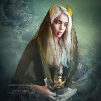 Madonna of Shadows by vampirekingdom