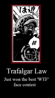 Trafalger Law by Tonlor