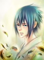 Sasuke__don't cry by leejun35