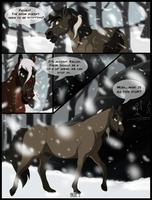 After the Fall: Page 001 by Lluma