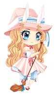 PPC- Chibi[2] by Purrinee