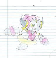Hoopa drawing by YingYangHeart