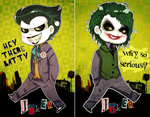 2 sided joker by animegirl000