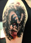 .:Gene Simmons:. by lucius-inuson