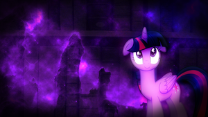 FiM: Twilight Sparkle Wallpaper (Requested) by M24Designs