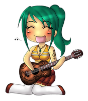 Sing ze Happy Song : D by Mayuuko