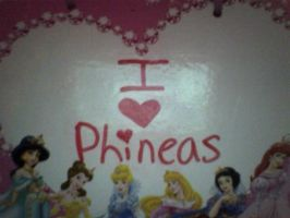 I Heart Phineas sign XD by DreamSkittles3000