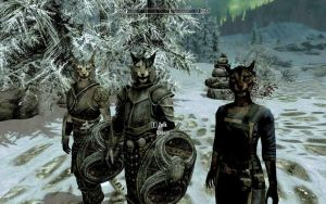 Skyrim-Khajiit by Jd1680a