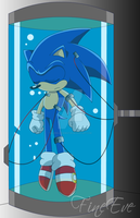 Sonic's Experiment v1.0 by SilverAlchemist09