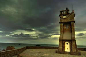 Paon lighthouse by kakobrutus