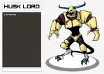 HUSK LORD by CatzK3