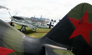 ww2 aircraft lineup DX by Sceptre63