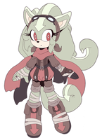 CLOSED Boom Adoptable Windy The Squirrel by Fivey