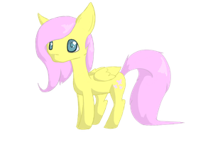 fluttershy by PhthaIo