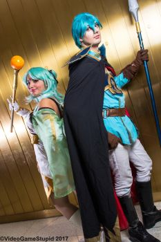 Anime Boston 2017 - Sacred Stones(PS) 10 by VideoGameStupid