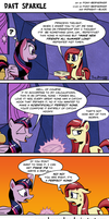 Daft Sparkle by Pony-Berserker