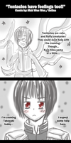 Fancomic: Tentacles Have Feelings Too by Selinawen