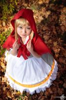 Red Riding Hood - 2 by alucardleashed